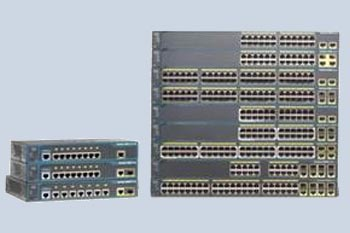 Commutateurs Cisco Catalyst 2960