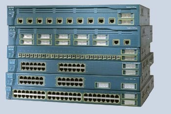 Commutateurs Cisco Catalyst 3550