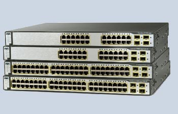 Cisco Catalyst 3750 séries switchs occasion, 3750 et 3750G et 3750X